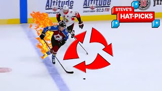 NHL Plays Of The Week: The Moose Is Loose! | Steve's Hat-Picks