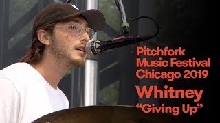 "Whitney   ""Giving Up"" 