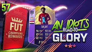 FUT CHAMPS REWARDS & A POTENTIAL HUGE SIGNING!!! AN ID**TS ROAD TO GLORY!!! Episode 57