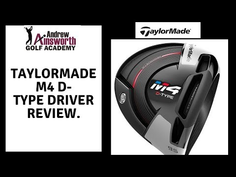 TaylorMade M4 D-Type Driver Review.