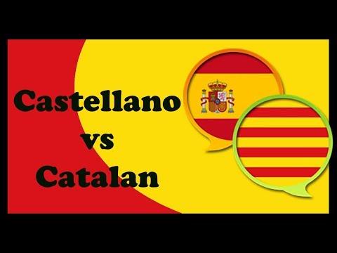Сравнение двух языков Испании