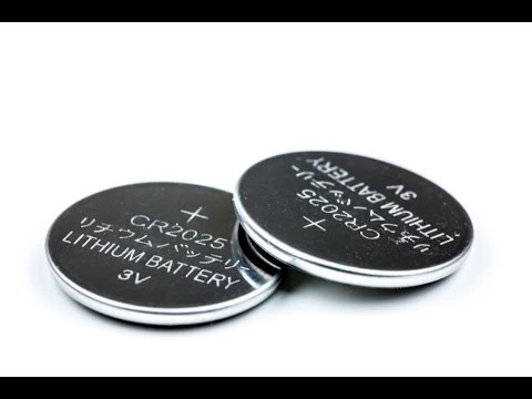 Button Batteries Video Image