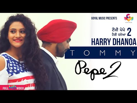 Tommy Pepe 2  Harry Dhanoa
