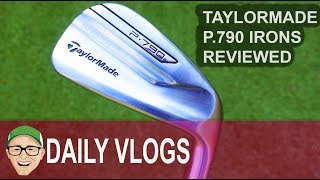 TAYLORMADE P790 IRONS - Mark Crossfield
