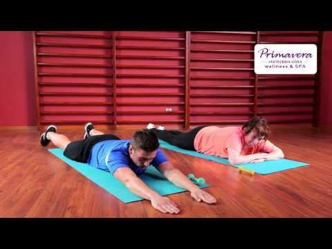 Program szkolenia dla różnych grup mięśniowych tydzień