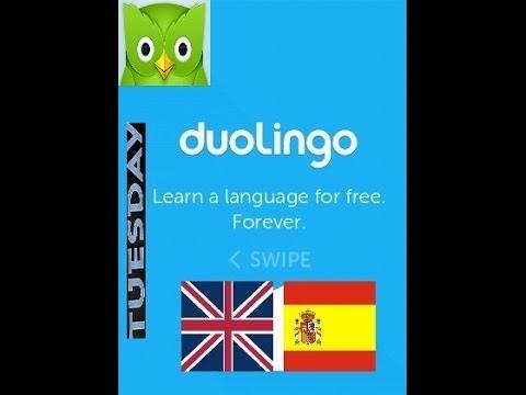 Duolingo: How To Learn English [Basics 1] Lesson 1 By VJSystem ...