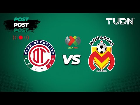 🔴 EN VIVO: Post Toluca vs Morelia | Liga MX - Jornada 9 - Apertura 2019 | TUDN