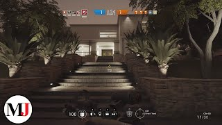 Going Rambo on House: Full Rounds Uncut - Rainbow Six Siege