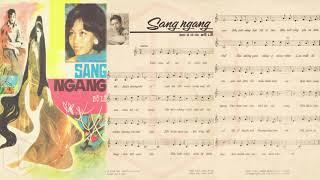 🎵 Sang Ngang (Đỗ Lễ) Lệ Thu Pre 1975   Tờ Nhạc Xưa