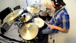 Zolof The Rock & Roll Destroyer - Argh...I'm A Pirate [DRUM COVER]