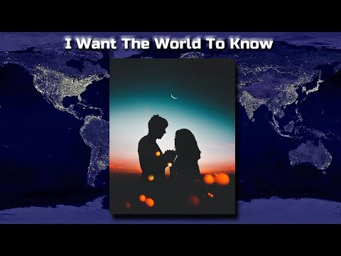 """Reinhard Tesch """"I want the World to Know"""" from his Album """"Back in Town"""""""