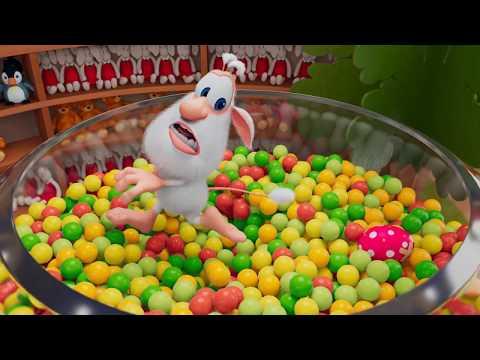 Буба 🎉 Всемирный День Вечеринки 🥳 Подборка - Весёлые мультики для детей - Буба МультТВ видео