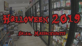 Halloween 2019 - Salem, MA