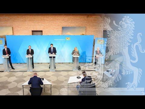 Pressekonferenz vom 05.05.2020 – in Deutscher Gebärdensprache