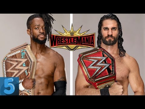 5 Things That NEED TO HAPPEN At WrestleMania 35