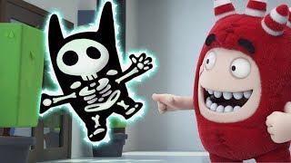 Oddbods: PANIC ROOM | The Oddbods Show | Cartoons for Children by Oddbods & Friends
