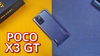 Xiaomi Poco X3 GT Review - Most Powerful Budget Phone!