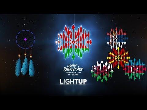 Приятной ночи вместе с Македонией, Сербией, Азербайджаном и Уэльсом на Детском Евровидении 2018