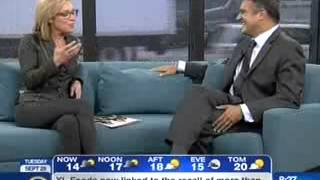 Dr. Alibhai on Breakfast Television on how to maintain a natural look