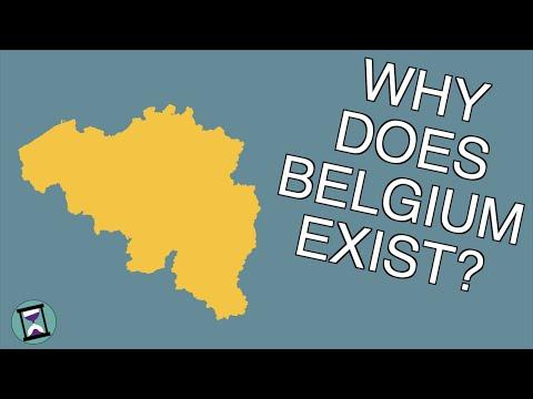 Proč existuje Belgie
