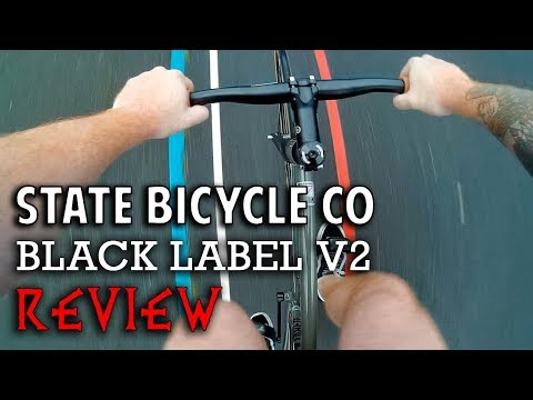 State Bicycle Co Black Label V2 – FULL REVIEW