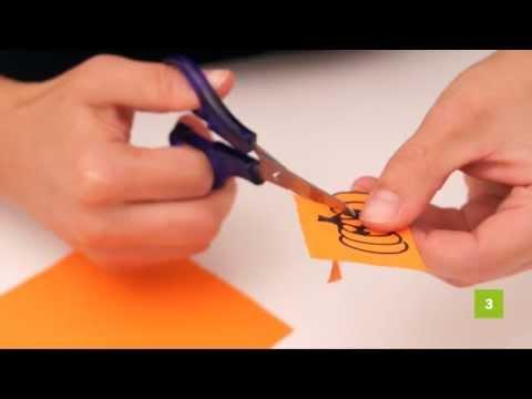 Lavoretti per Halloween: Come realizzare simpatici anelli in cartoncino