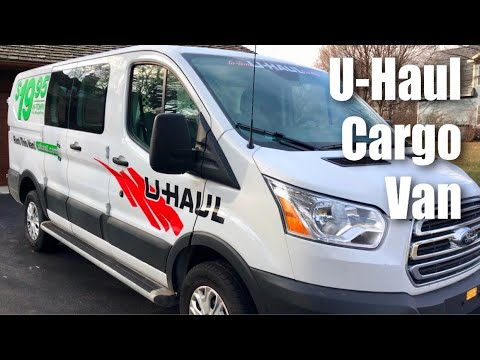 43b166ad0e The 9  Cargo Van rental from U-Haul