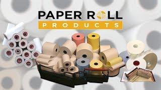 Thermal Paper Rolls - Receipt Thermal Paper Rolls