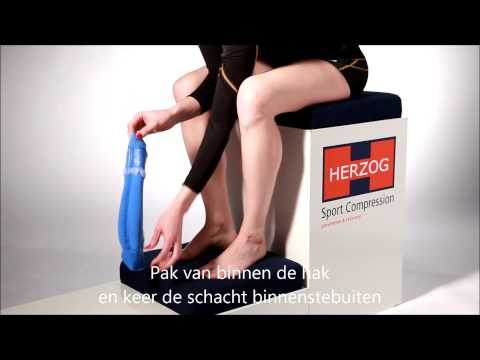 Herzog Pro Compressiesok Size 36-39