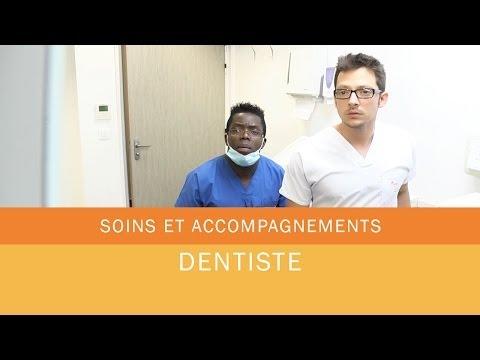 Le métier de dentiste – Les métiers de la mutualité – Le teaser