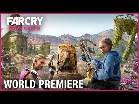 Far Cry New Dawn: Official World Premiere Gameplay Trailer | Ubisoft [NA] thumbnail