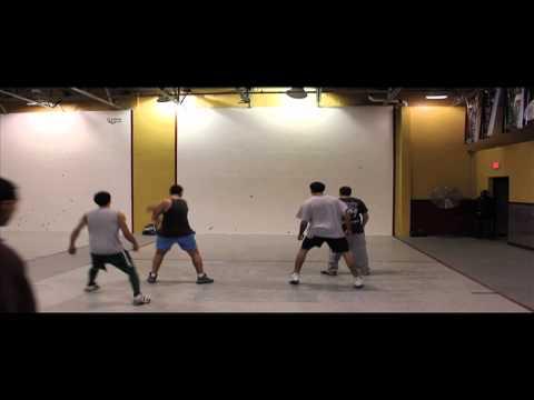 2014 Wall Ball Open - Henry & Iggy vs Tavo & Kid Justin
