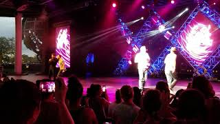 98 Degrees (True To Your Heart) Epcot Eat to the Beat 10/15/18