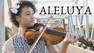 ALELUYA | Hallelujah (Violin & Piano - Himno Música Cristiana Instrumental) - Alismabeth & Abner
