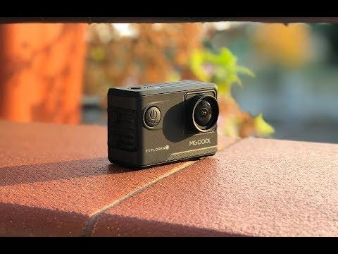 Recensione MGCool Explorer 2C, Action Cam economica