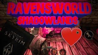 Skyrim на андроид уже вышел???? Ravensworld shadowlands No.1