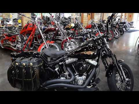 2011 Harley-Davidson Softail® Cross Bones™ in South Saint Paul, Minnesota
