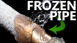 12 TRICKS To Prevent Your Pipes From Freezing! (Easy DIY) | GOT2LEARN