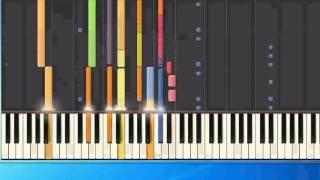 Andrea Bocelli   Voglio restare cosi ml [Synthesia/midi]