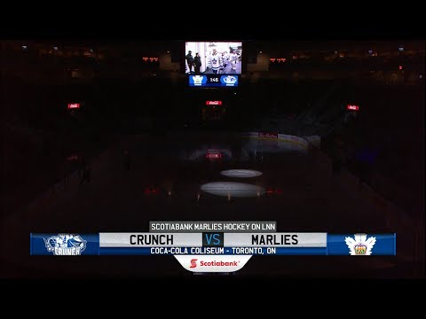 Crunch vs. Marlies | Dec. 12, 2018