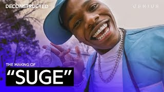 "The Making Of DaBaby's ""Suge"" With Jetsonmade 