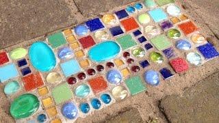 Alice-ART Mosaik Pflastersteine Mosaic on Paving Stones