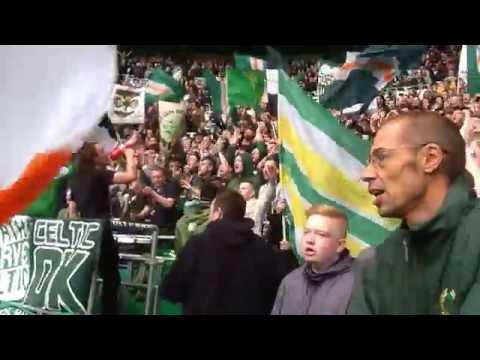 Celtic FC Safe Standing Rail Seats