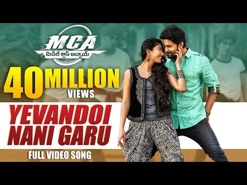 Download MCA Video Songs - Yevandoi Nani Garu Full Video Song - Nani, Sai Pallavi HD Mp4 3GP Video and MP3