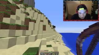 Minecraft  [Выживаем на Мадагаскаре] #1 Начало Приключений
