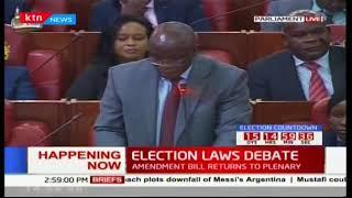 Election laws Debate [Part 1]