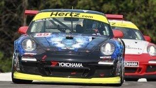 Porsche GT3 Cup Car Rebuild: Effort Racing - /SHAKEDOWN