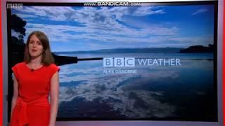 Alex Osbourne Spotlight afternoon weather June 25th 2019 - 60 fps