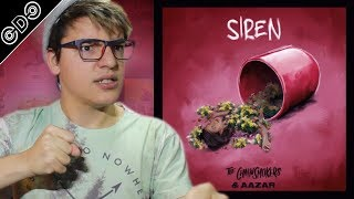 "Reseña Y Análisis De ""The Chainsmokers, Aazar   Siren""   CDC VLOGS"