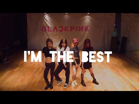 BLACKPINK X 2NE1 | I'AM THE BEST